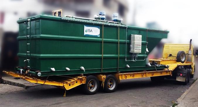 Plantas de Tratamiento de Aguas Residuales para la Industria Hotelera